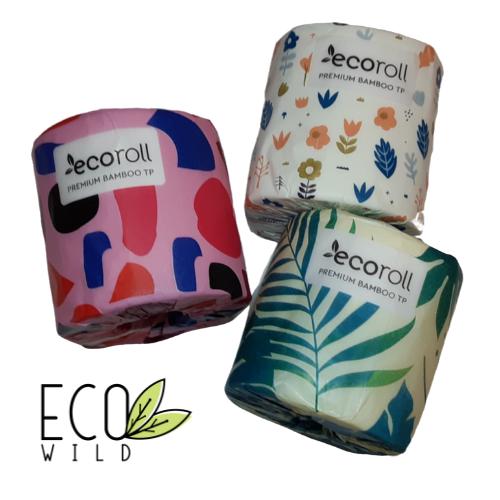 EcoRoll toilet paper