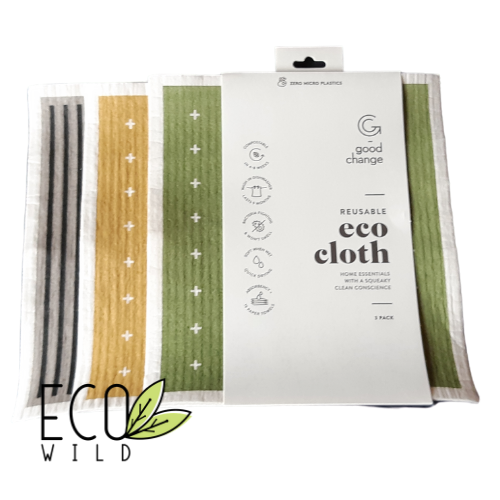 Eco Cloths Three Pack